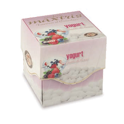 Maxtris Yogurt Frutti di Bosco Vassoio